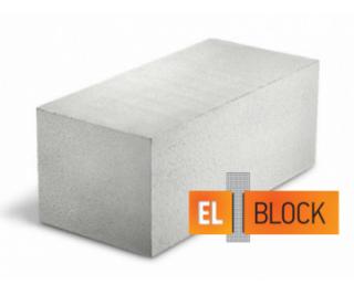 Блок газосиликатный El-Block