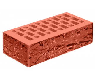 Кирпич лицевой одинарный 250х120х65