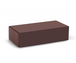 Кирпич полнотелый темный шоколад