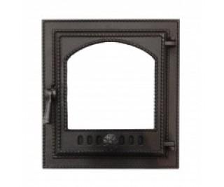 Дверка каминная ВЕЗУВИЙ 410