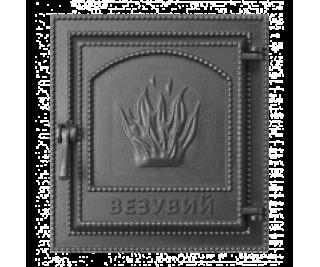 Дверка каминная ВЕЗУВИЙ 211
